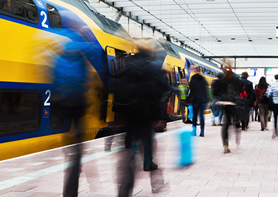 ERTMS pilot in the Netherlands – impact on the train driver