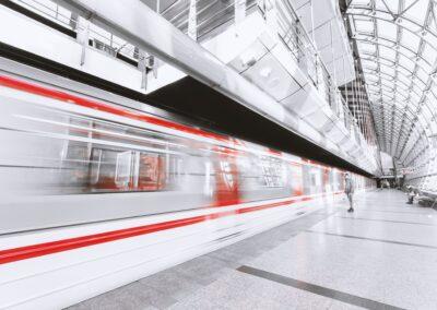 Human Factors aspecten bij zelfrijdende treinen