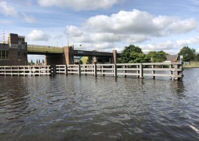 Invloed HF bij veilig bedienen bruggen en sluizen