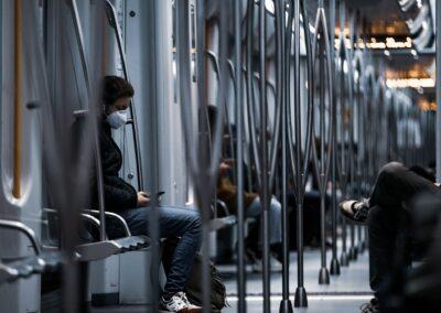 Amsterdam metro cab HF conference